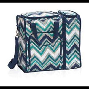 Thirty One On the Double thermal set ditty chevron